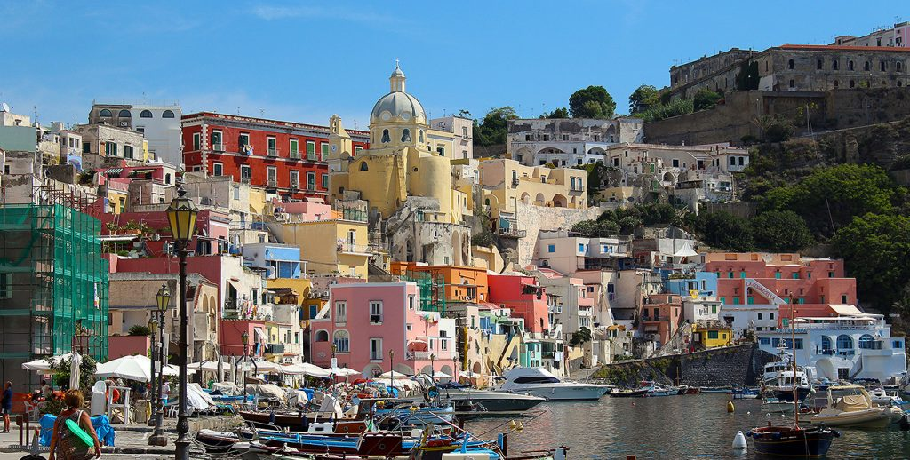 Ischia and Procida