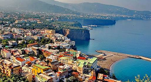 sorrento and amalfi